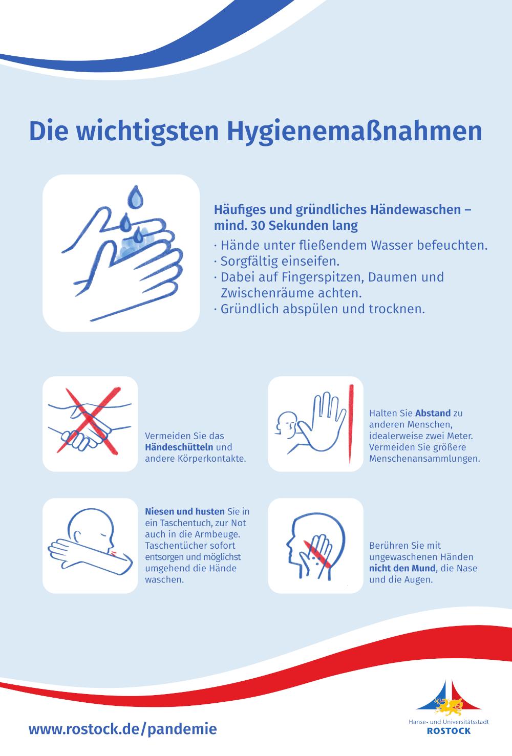 HRO-Hygienemaßnahmen